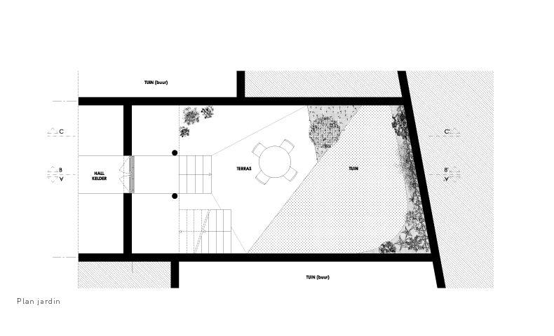 atelier4cinquieme, architecte, bruxelles, antwerpen, architecture, design, rénovation, construction neuve, ossature bois, écologique