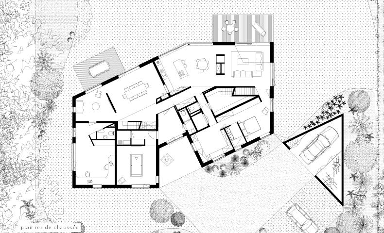 REM22, atelier4cinquieme, atelier 45, atelier 4 5, architecture, construction neuve, maison unifamiliale, chambre d'hôtes, basse energie