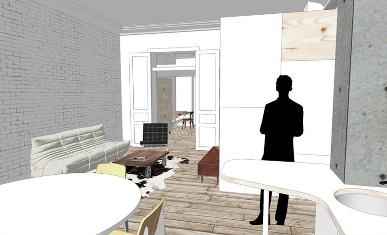 atelier4cinquieme, architecture, rénovation, appartement, bruxelles, architecte, vintage, rétro, récupération, transformation, atelier45, maison bruxelloise,12.jpg
