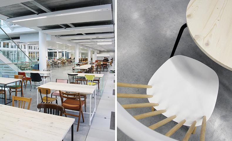 atelier4cinquieme, atelier 45, architecture, mobilier, design, récupération, mobilier, reuse design, ibge, bim, bruxelles environnement, restaurant, slow design
