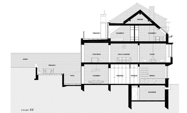 atelier4cinquieme, atelier 4/5, atelier 45, architecture, mobilier, design, rénovation, transformation, extension, maison, bruxelles, appartement, architecte