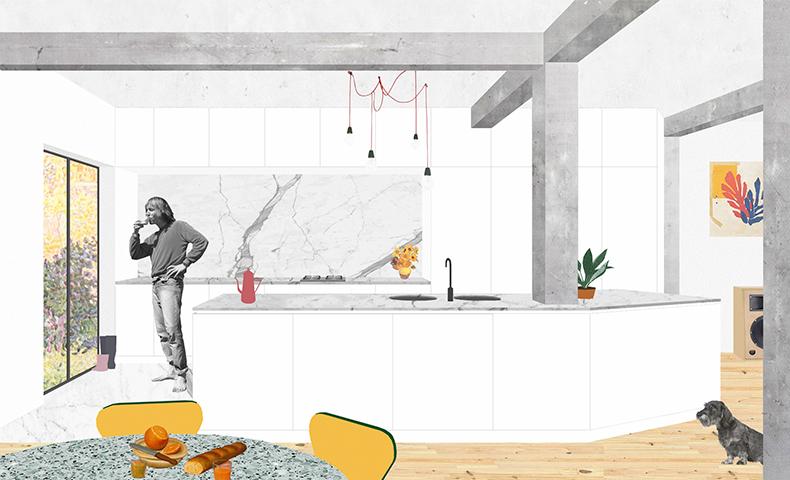 architecture, architectes, rénovation, construction neuve, architecture d'intérieur, intérieur, contemporain, Bruxelles, région wallonne_woluwé-saint-lambert