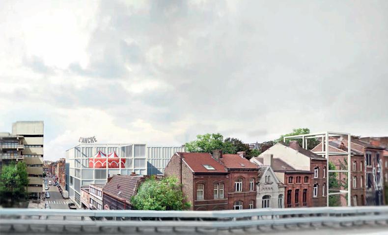 atelier4cinquieme_architecture_mobilier_architectes_théatre de l'ancre_charleroi_rénovation_construction neuve_bruxelles_wallonie