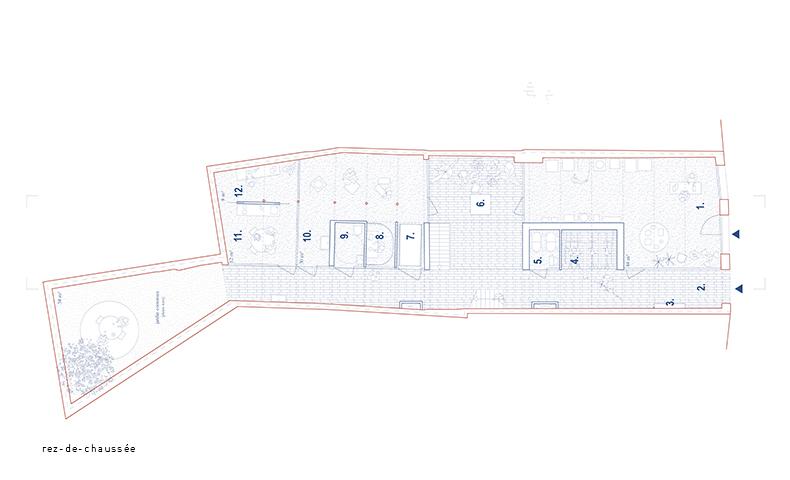 atelier4cinquieme, atelier 4/5, atelier 45, architecture, architecte, bruxelles, rénovation, architecture circulaire, réemploi, matériaux, cpas, ville de bruxelles