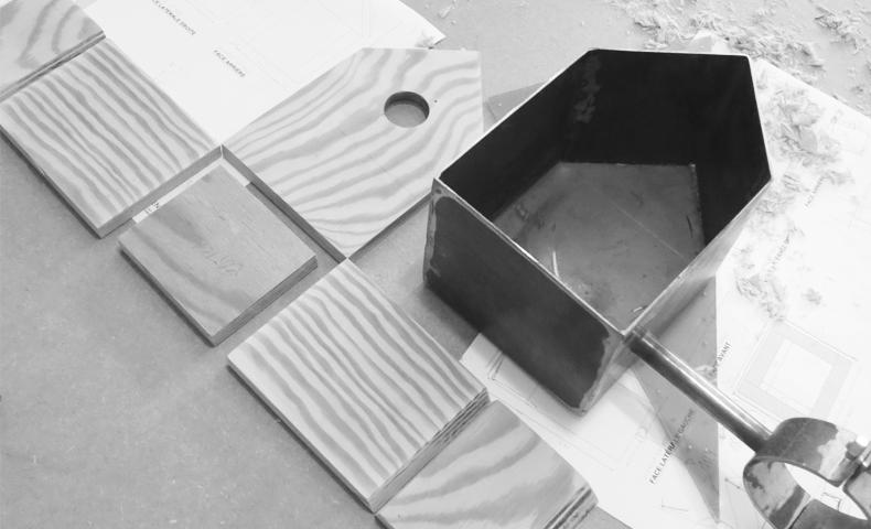 atelier4cinquieme_atelier 4/5_architecture_design_récup_up-production_waste-up_nichoir_urbain_moineau_bruxelles