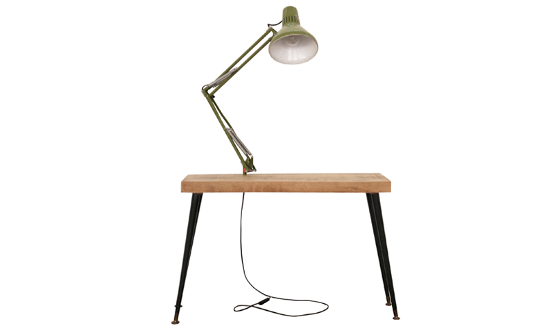 atelier 4/5 - atelier4cinquieme - mobilier - reuse slow design - brocante - table - lampe - light table