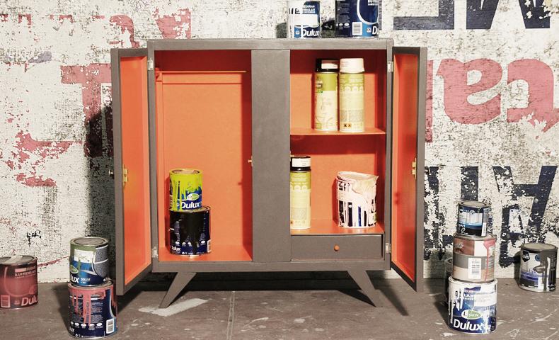 atelier 4/5 - atelier4cinquieme - mobilier - design - rénovations - brocante - armoire