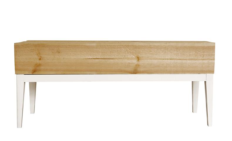 atelier 4/5 - atelier4cinquieme - mobilier - reuse slow design - brocante - table basse - banc - récup - poutres - wooden beam table