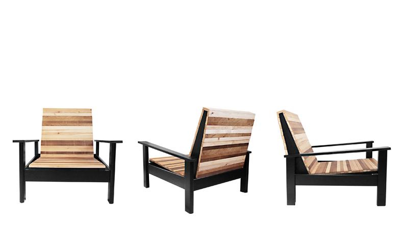 atelier 4/5 - atelier4cinquieme - mobilier - slow design - wooden chair - fauteuil