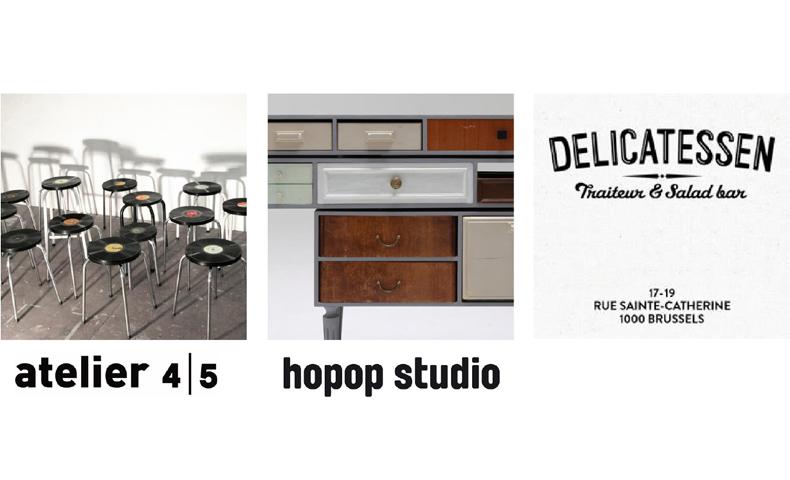 atelier4cinquieme_atelier 4/5_design_recup_delicatessen_bruxelles
