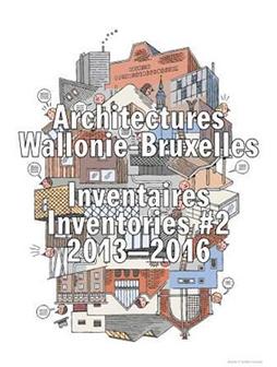 atelier4cinquieme, atelier 4/5, architecture, mobilier, design, inventaire #2 Wallonie bruxelles